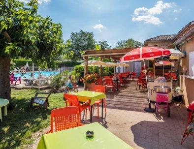 terrasse restaurant aigueleze